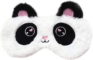 Cute Novelty Cartoon Animal Sleeping Sleep Mask Eye Shade Cover Funny Eye Mask for Sleeping Women Men Kids