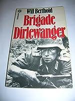 Brigade Dirlewanger 344203518X Book Cover