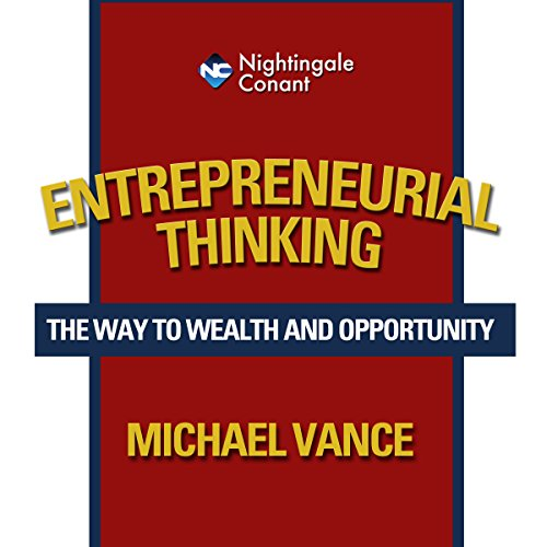Entrepreneurial Thinking audiobook cover art