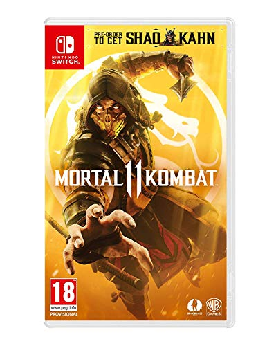 Warner Bros Mortal Kombat 11 vídeo - Juego (Nintendo Switch, Lucha, Modo multijugador)