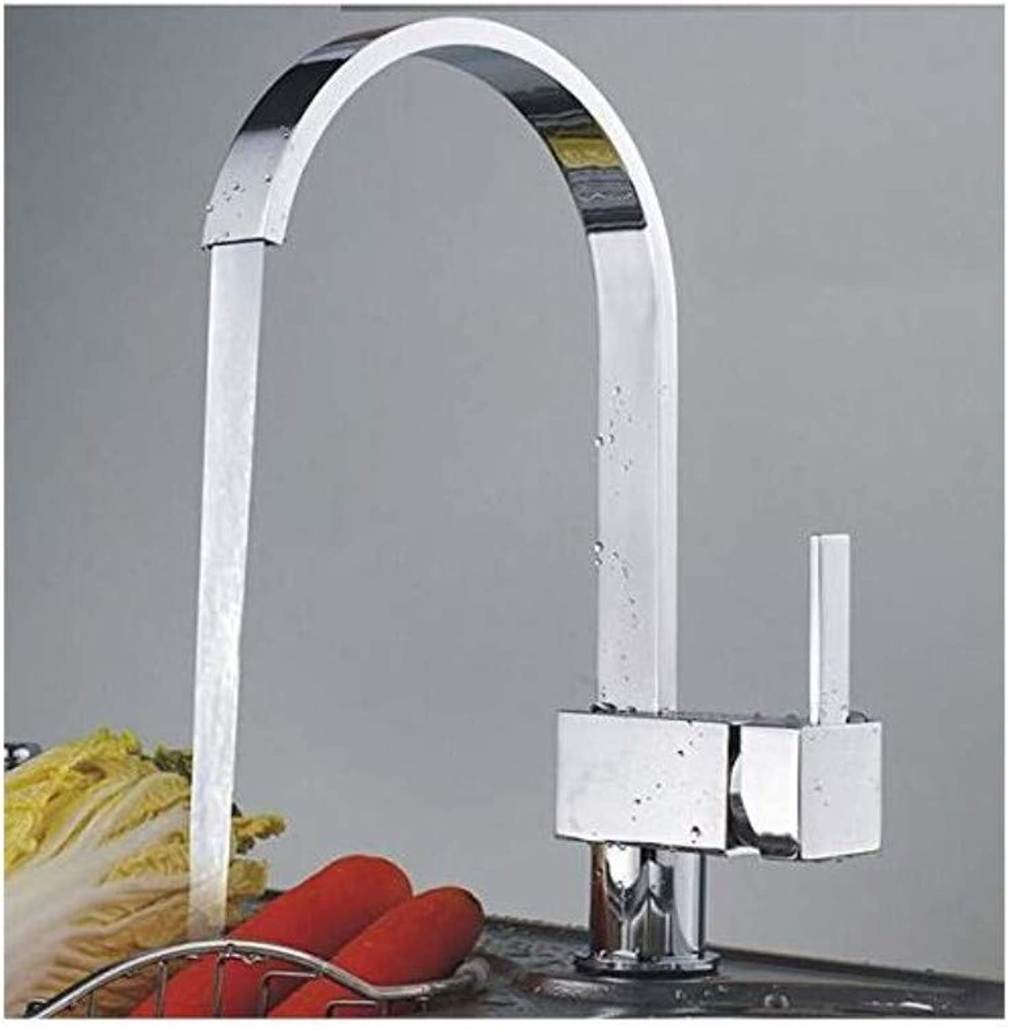 Luxury Vintage Plated Faucet Solid Brass Kitchen Sink Faucet Kitchen Mixer Pull Out Single Hole Faucet Kitchen