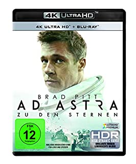 Ad Astra - Zu den Sternen [4K UHD] [Blu-ray]