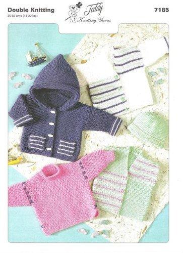 Teddy Knitting...