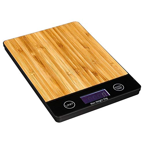 Balance digitale - Bambou