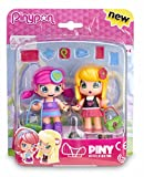 Pinypon by PINY - Pack Compañeras de Clase: Michelle And Julia (Famosa 700012915)