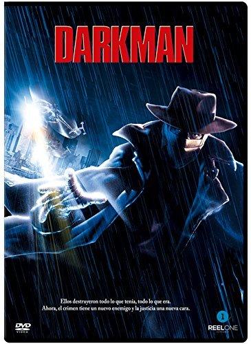 Darkman - Der Mann mit der Gesichtsmaske (Darkman, Spanien Import, siehe Details für Sprachen)