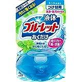 液体ブルーレットおくだけ トイレタンク芳香洗浄剤 詰め替え用 ミントの香り 70ml