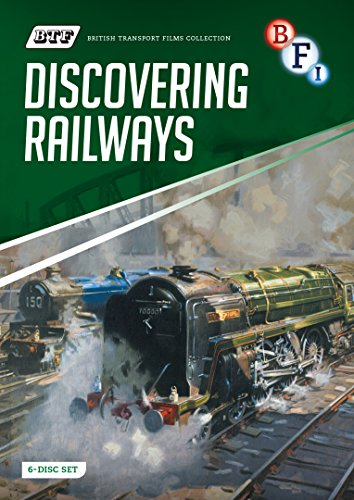British Transport Films Collection Three: Discovering Railways [6-disc set) [UK Import]