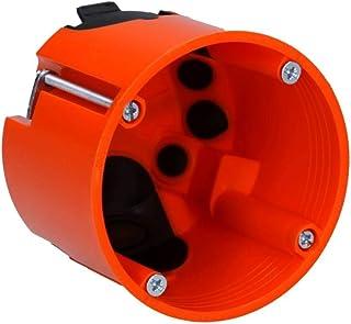 Kaiser Hohlwanddose O-Range ECON Ger/ätedose Winddicht 9263-22 49mm 25 St/ück