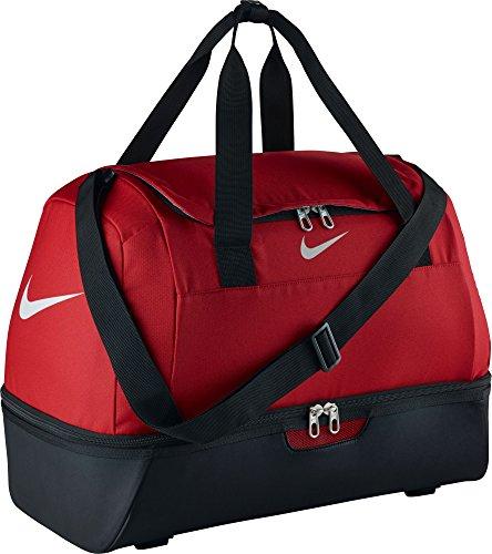 Nike Tasche Club Team Hardcase, red/black, 47 x 37 x 31 cm, 45 Liter, BA5196-657