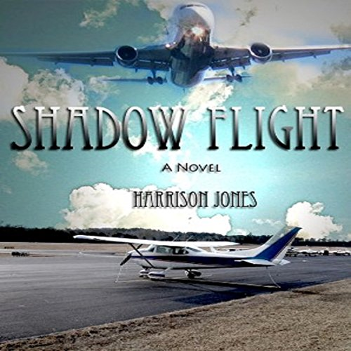 Shadow Flight audiobook cover art