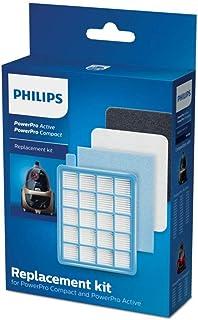 Wessper Hepa H13 Filtre pour Philips FC9238