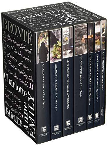 The Complete Bronte Collection (Wordsworth Box Sets)