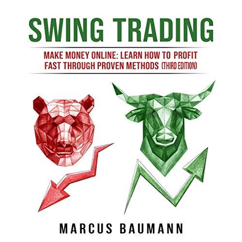 Swing Trading: Make Money Online audiobook cover art