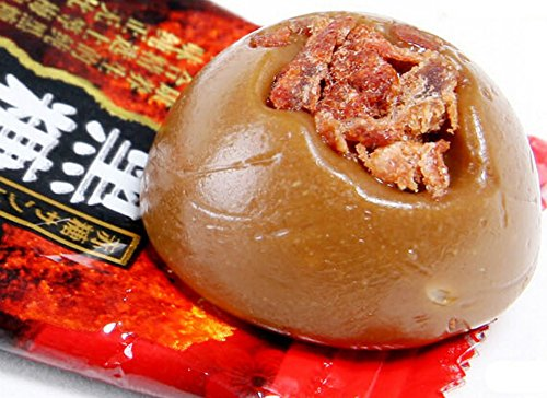 Helen Ou@ Guangdong Specialty:jindaogu Brown Sugar Plum Bonbons Maltose Sugar Candy Taiwan Taste 128g/4.52oz for Leisure Time Food or Snacks or Holiday Gifts Holiday Gifts