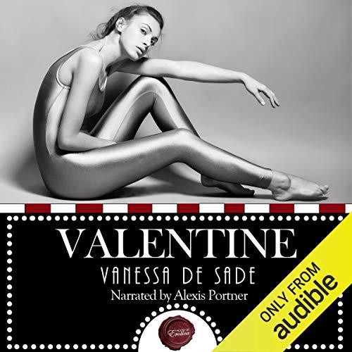 Valentine audiobook cover art