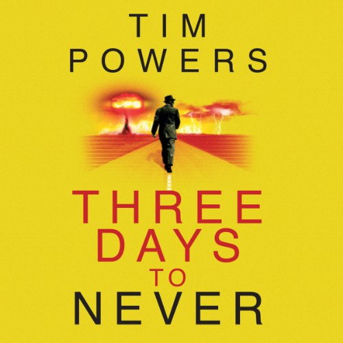 Three Days to Never cover art