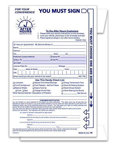 Night Drop Envelopes - Packs of 500 (Multi-Option)