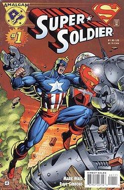 Super Soldier, Edition# 1