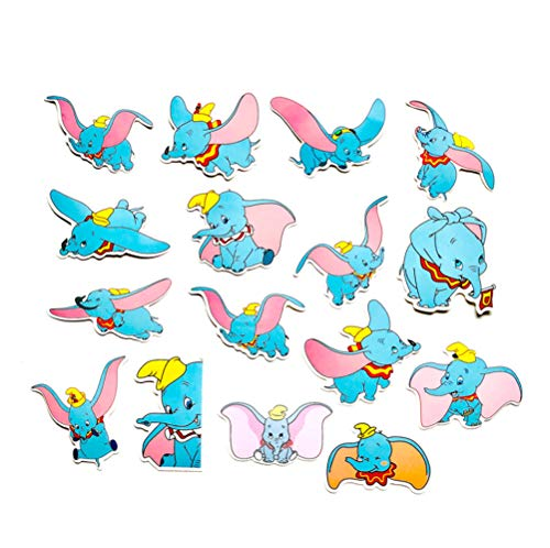 16 Cartoon Leuke Stickers Koffer Diy Helm Pvc Trolley Koffer Laptop Kinder Cadeau
