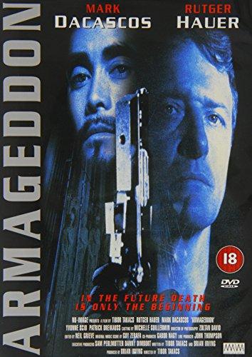 Armageddon (Rutger Hauer) [Reino Unido] [DVD]