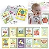 BabyMoments Cards by Mimuselina | Tarjetas de Logros e Hitos del Bebé, Regalo...