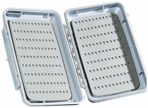 Wright & McGill Waterproof Fly Box (7.75 x 4.5 x 1.65-Inch)