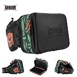 Kingdom Fishing Bag Travel Rucksack Sling Bag Chest Shoulder Backpack Pack Cross Body Bags (Khaki)