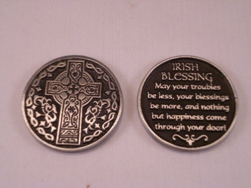 Irish Blessing ~ Pocket Token