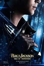 PERCY JACKSON: SEA OF MONSTERS (2013) Original Authentic Movie Poster 27x40 - Double-Sided - Logan Lerman - Alexandra Daddario - Douglas Smith - Leven Rambin