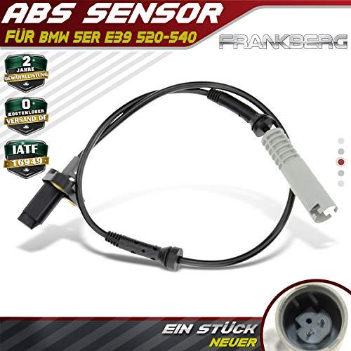 ABS Sensor Raddrehzahl Vorne Links Recht für 5er E39 520i 523i 525td 525tds 528i 535i 540i 1995-1998 34521182159