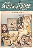 Folksy Foursome (Counted Cross Stitch) (Alma Lynne Designs #63)