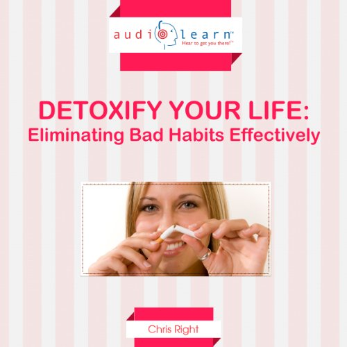 Detoxify Your Life audiobook cover art