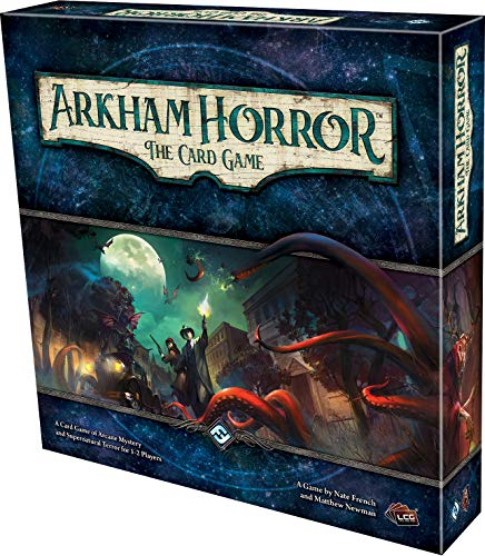 Arkham Horror: The Card Game (Versione Inglese)