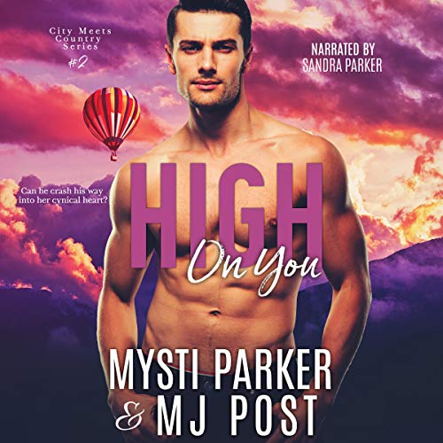 High on You audiobook cover art