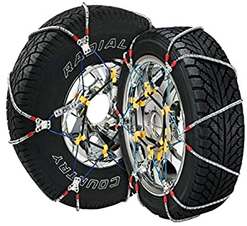Security Chain Company SZ143 Super Z6 Cable Tire Chains