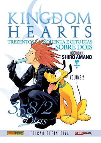 Kingdom Hearts 358/2 Dias Vol. 2