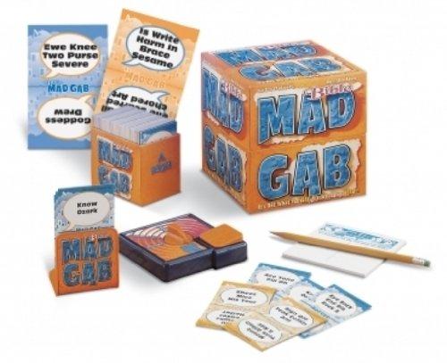 Bible Mad Gab Board Game