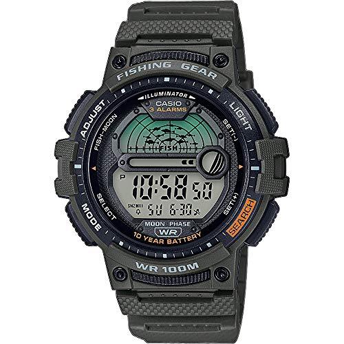 CASIO Watch WS-1200H-3AVEF