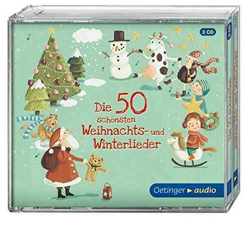 Die 50 Schönsten Weihnachts-und Winterlieder