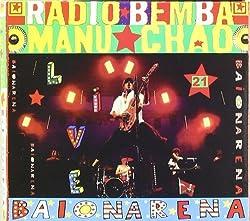 Baionarena (Live CD + DVD) by Manu Chao (2009-12-01)