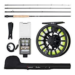 Piscifun Fishing Rod and Reel Combo Review