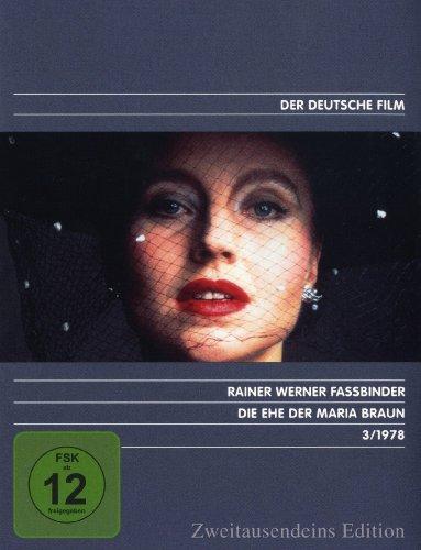 Die Ehe der Maria Braun - Zweitausendeins Edition Deutscher Film 3/1978.