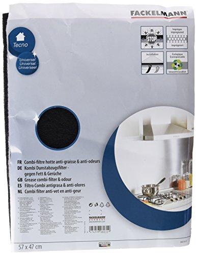 Générique Filter Dunstabzugshaube alle Marken–Combi Polyester–57x 47cm
