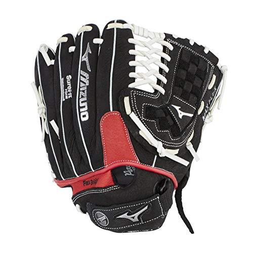 "Mizuno GPT1150Y2 Prospect Paraflex Series Baseball Gloves, 11.5"", Right Hand Throw"
