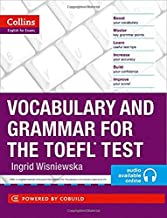Best grammar for toefl book Reviews