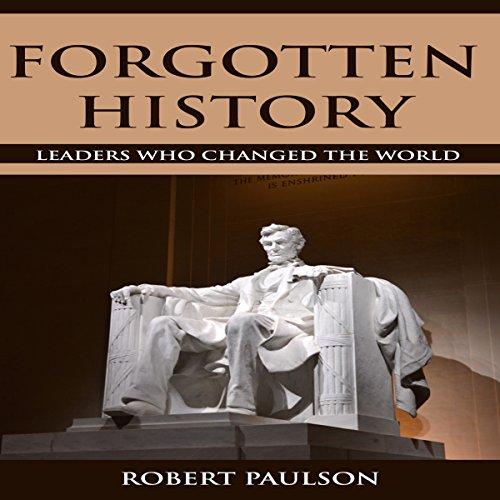 Forgotten History audiobook cover art