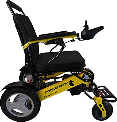 Forcemech Navigator - Folding Electric Wheelchair
