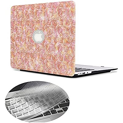 """2in1 HOT Pink Case for Macbook Pro15/"""" A1398 //Retina display+Key Cover"""