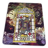 The Alan Parsons アラン・パーソンズ ゲーミングマウスパッド おしゃれ 滑り止め ゲーミング&オフィス最適 21 X 26.2 CM